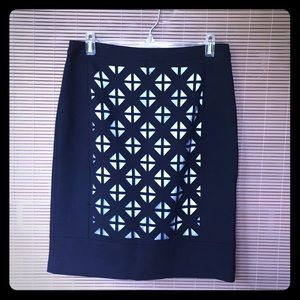 Black Skirt by Laundry